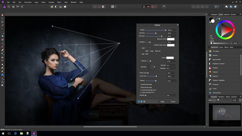 Software untuk Edit Photo Seperti Profesional