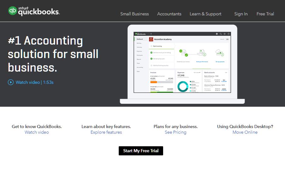 Software Akuntansi QuickBooks Online