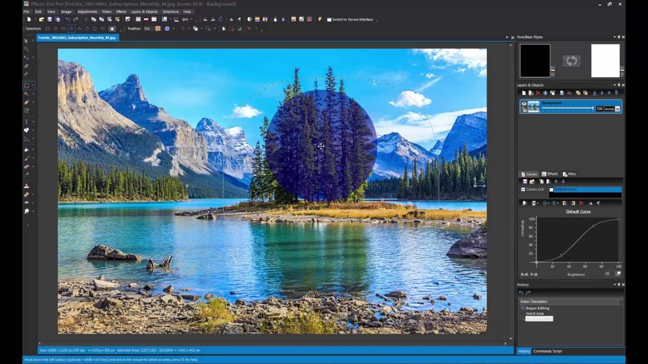 Software Desain Photo Terbaik Untuk Pro dan Pemula